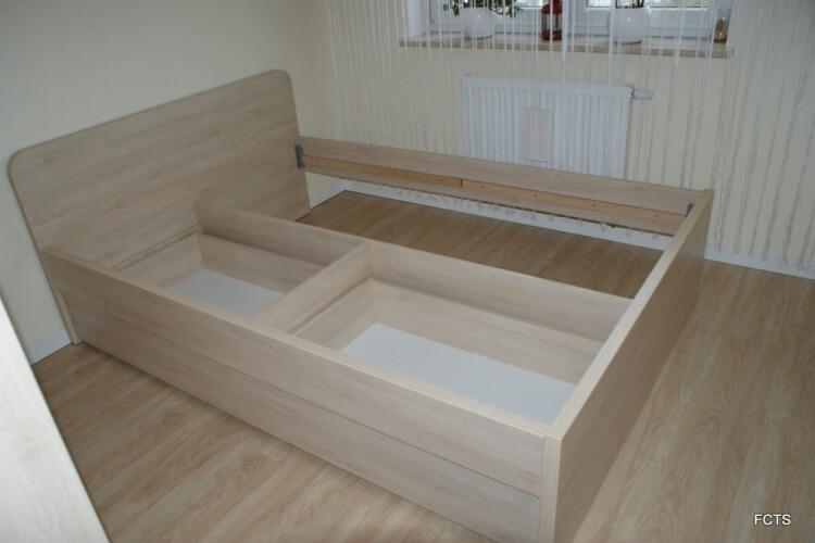 łóżko na wymiar